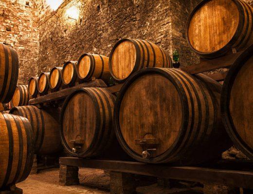 dojrzewanie wina w beczce