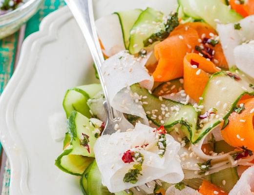 Salatka orientalna