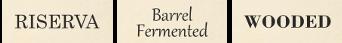 Oznaczenia dojrzewania na etykiecie   Dojrzewanie wina w dębowych beczkach