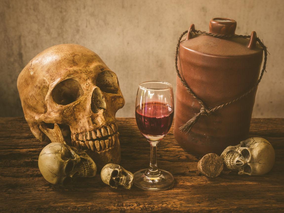 Wino grozy