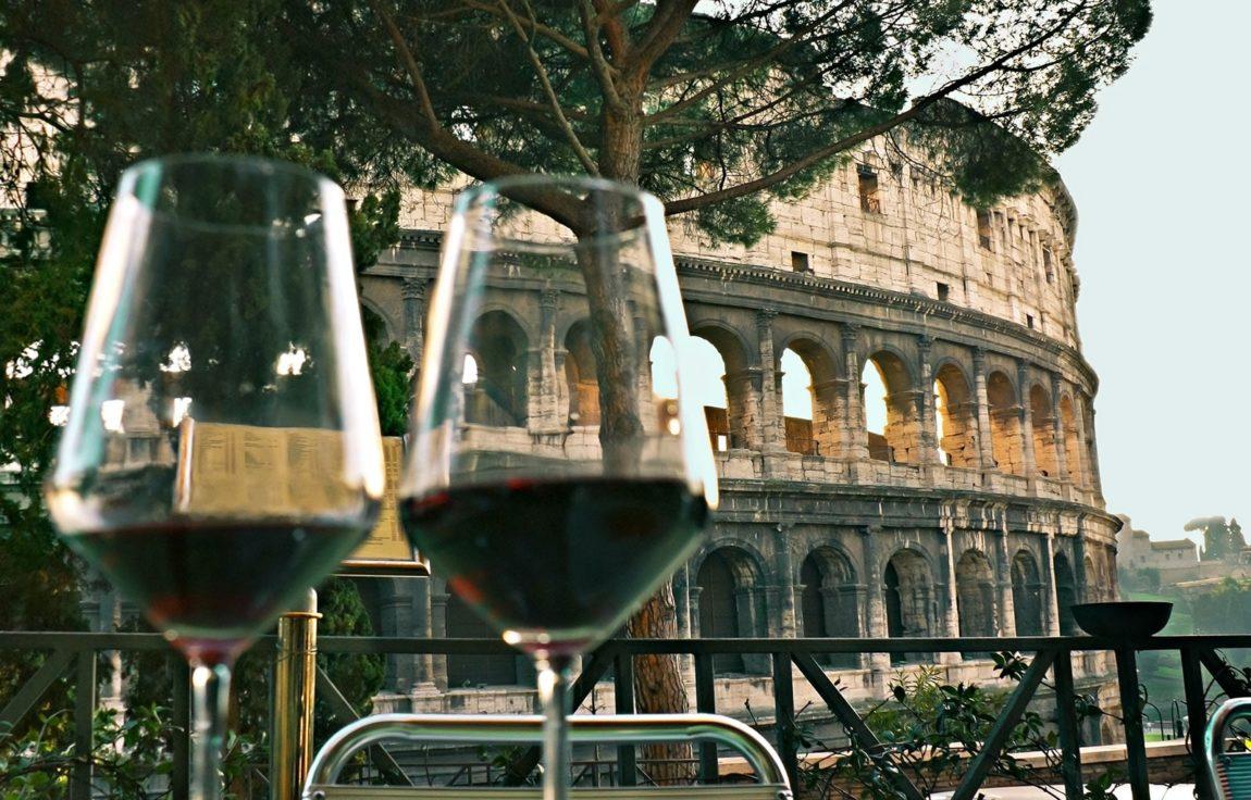 Wino w Rzymie