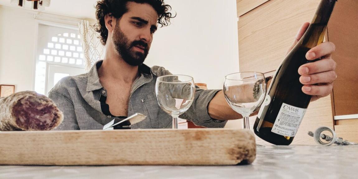 Jak łączyć jedzenie z winem?