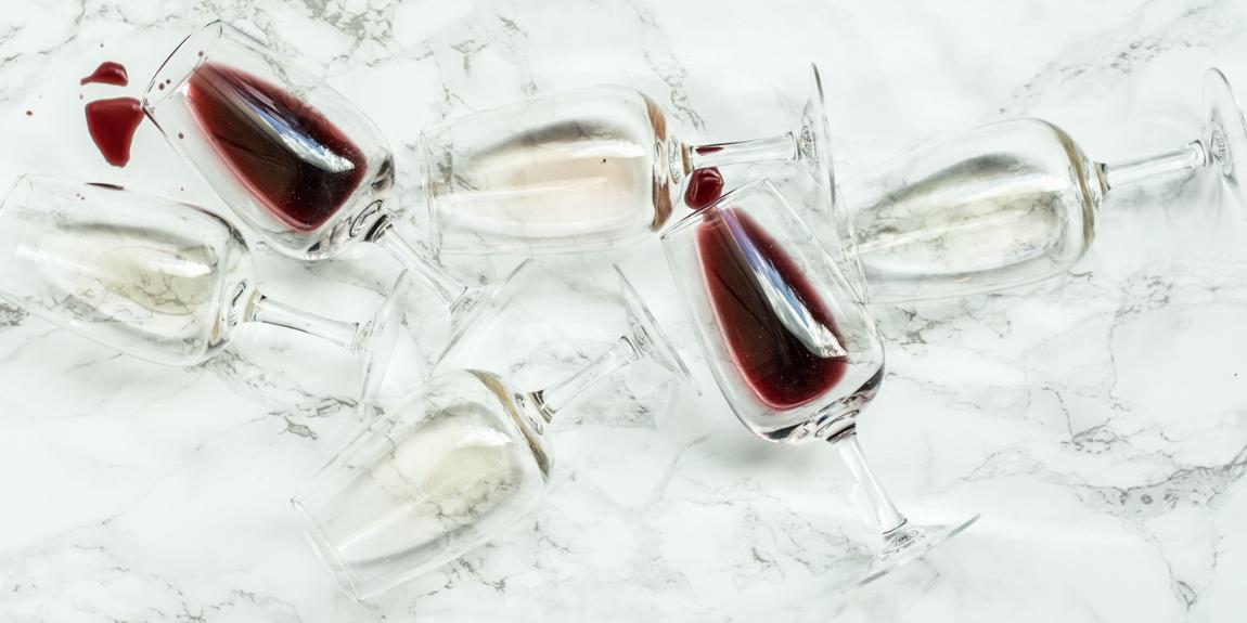 jak poznać zepsute wino