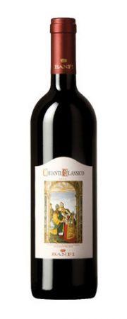 Wino włoskie Chianti