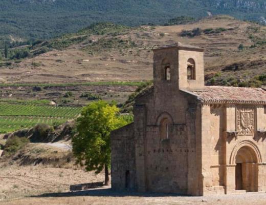 winnica z Rioja - Ramirez de la Piscina