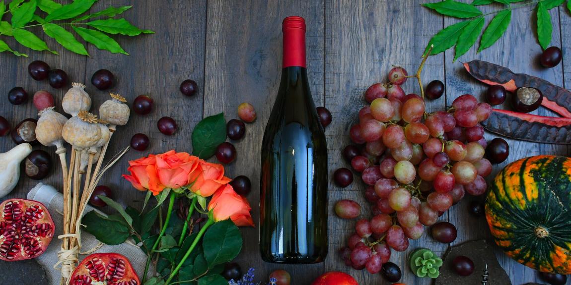 Wino wegańskie