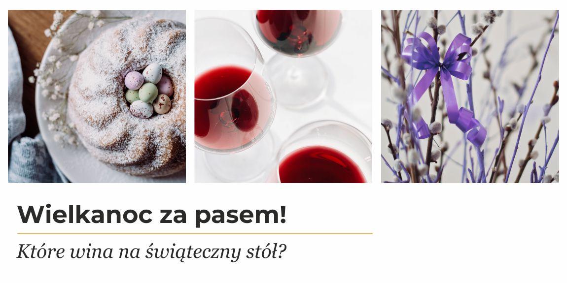 Wina na wielkanoc