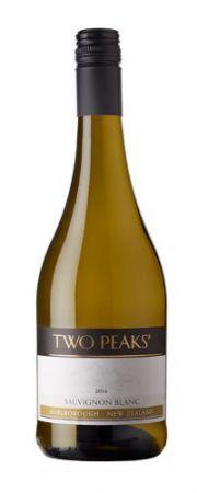 Two Peaks - Sauvignon Blanc -Nowa Zelandia