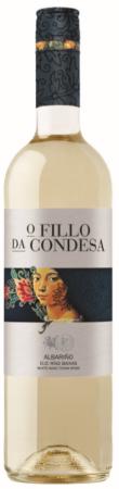 wino albarino - O Filla da Condesa