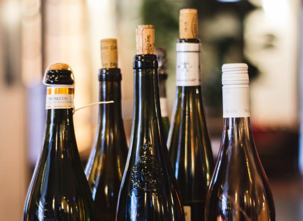 Jak wybrać dobre wino? - Butelki - Fine Wine
