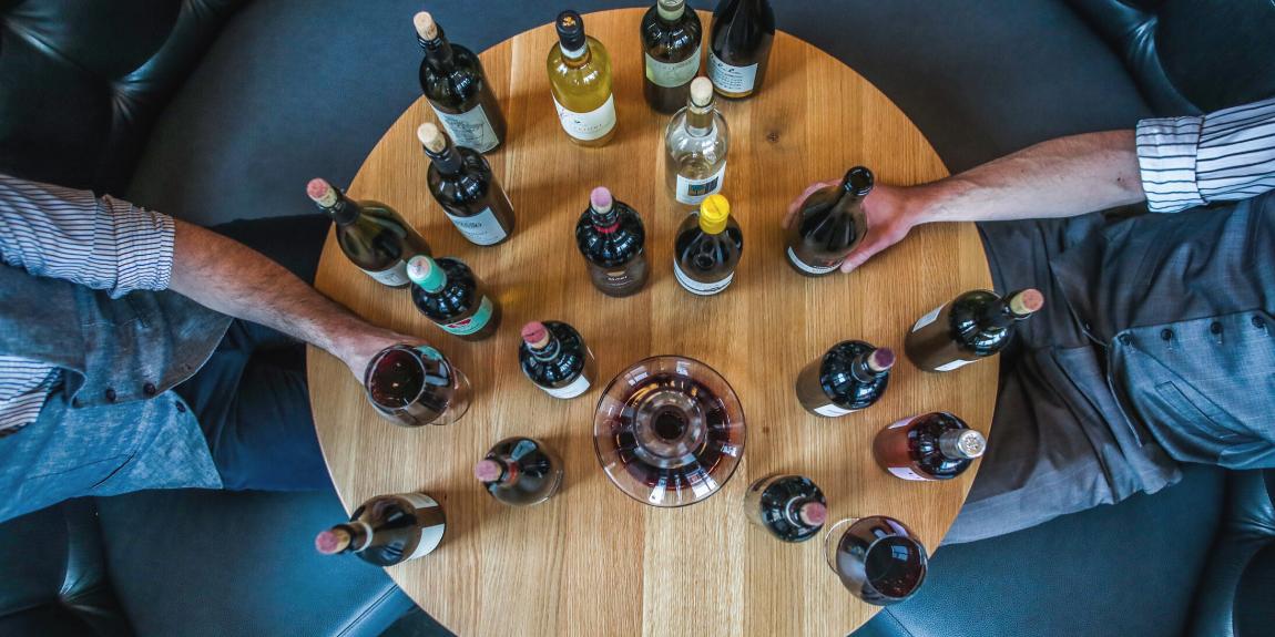 Degustacja wina - Fine Wine