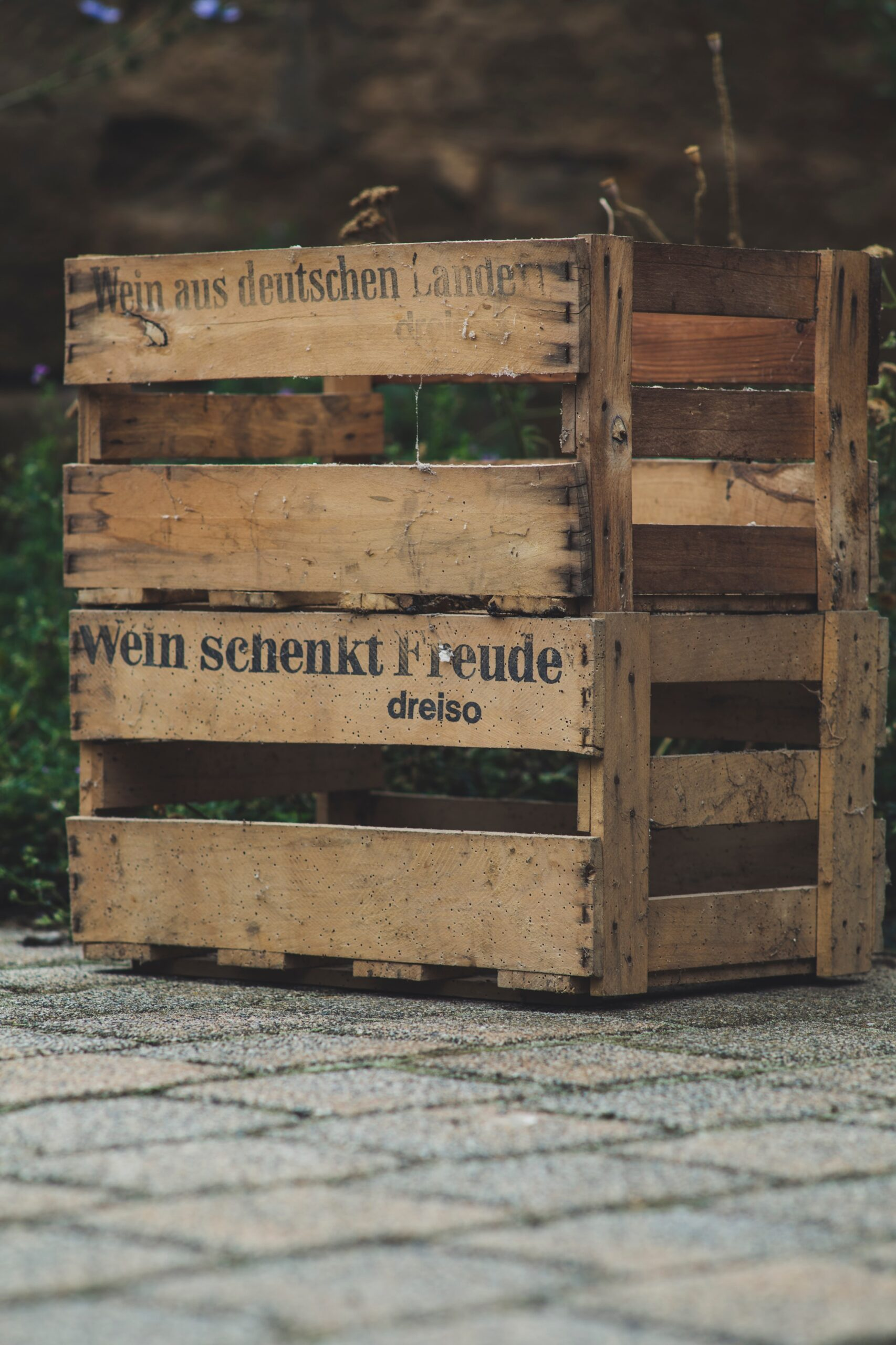 Wino na ratunek - Skrzynki na winogrono - Fine Wine