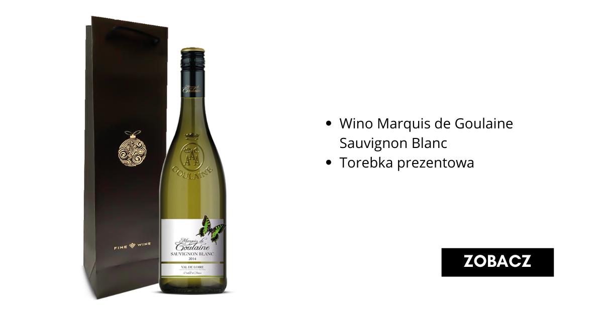 Świąteczny zestaw prezentowy Fine Wine
