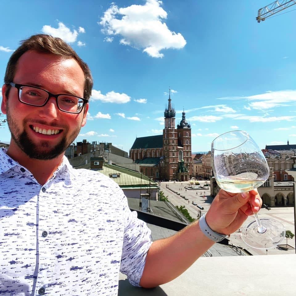 Janek Nowak Fine Wine Kraków