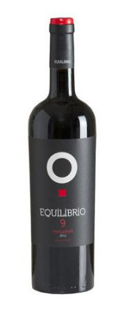 wino hiszpańskie - Equilibrio Monastrell 9 Meses