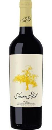 wino hiszpańskie - Juan Gil Yellow Label 2018
